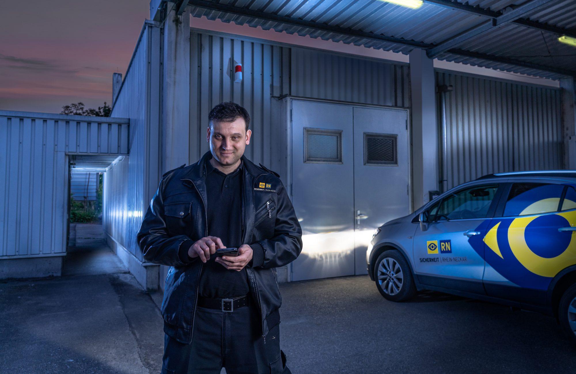 Security Services für Geschäftskunden